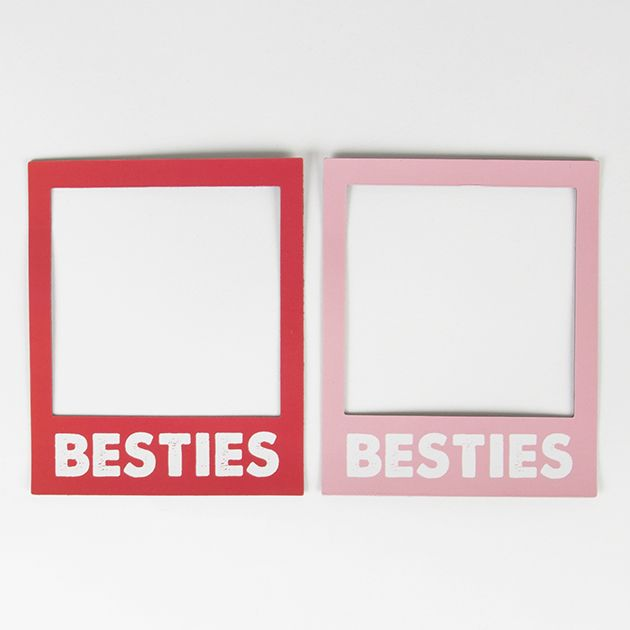 50% off Besties Magnetic Polaroid Photo Frame