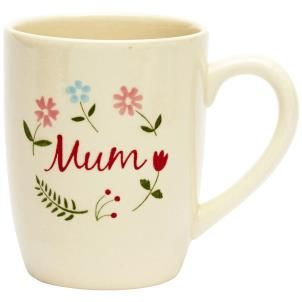 Beautiful Floral Mum Mug
