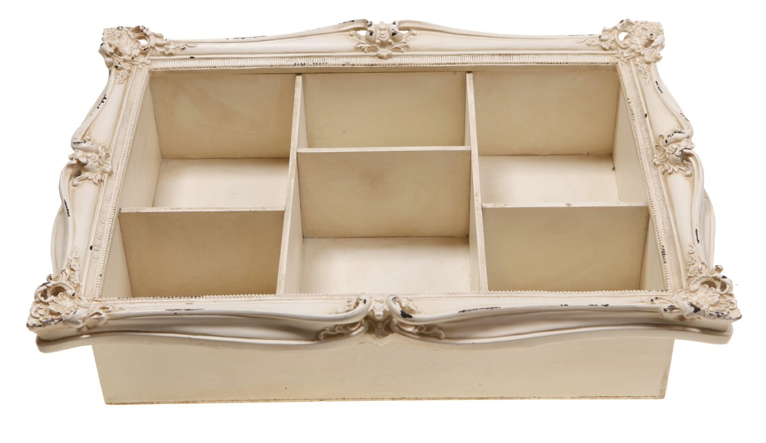 cream romantic shabby chic wall shelving by sass belle. Black Bedroom Furniture Sets. Home Design Ideas