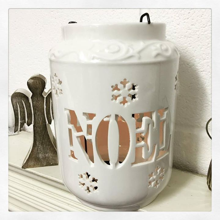 Decorative Noel Lantern Led Candle