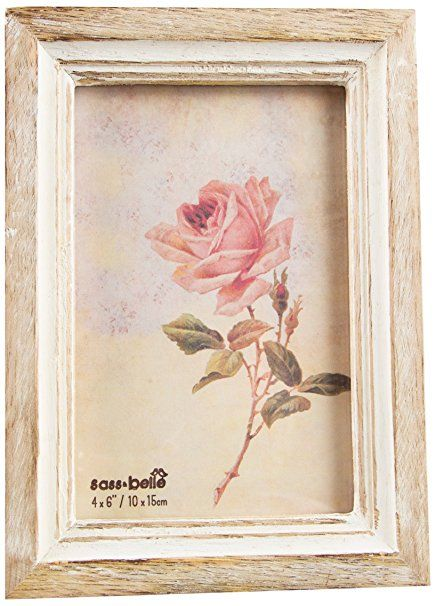 Mango Wood Classic Photo Frame